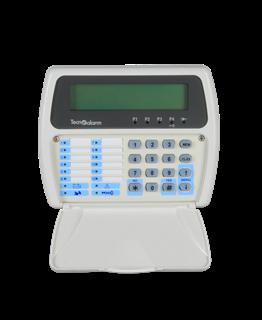 Tastiera LCD012